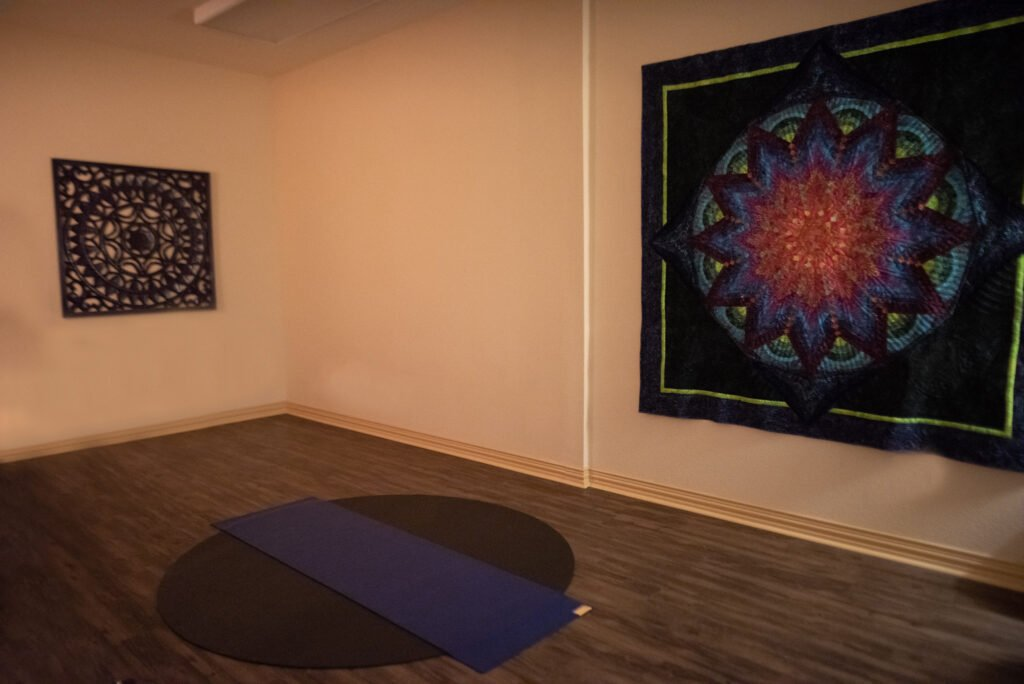Yoga Therapy Room