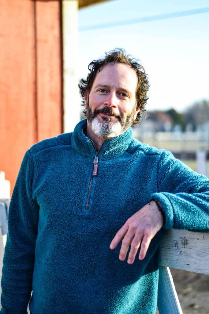 Mark Lopalo Equine Therapist